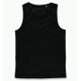 Stedman Tanktop Interlock Active-Dry for him black opal XXL