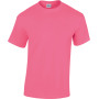 Heavy cotton™ classic fit adult t-shirt safety pink m