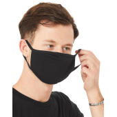 2-Ply Reusable Face Mask - Black