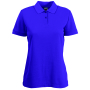 Lady-Fit 65:35 Polo Purple XS