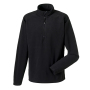 1/4 Zip Microfleece Black S