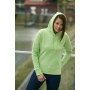 Ladies' Hooded Sweat zwart