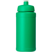 Baseline® Plus 500 ml drinkfles met sportdeksel - Groen