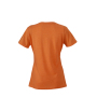 Ladies' Heather T-Shirt oranje melange