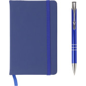 Note book and ballpen set.