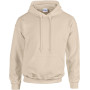 Heavy blend™ classic fit adult hooded sweatshirt sand xl