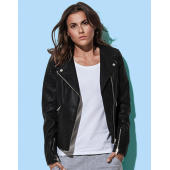 Women's Active Biker Jacket