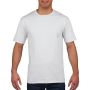 Gildan T-shirt Premium Cotton Crewneck SS for him white M