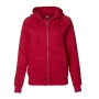 Hooded cardigan Red, XL