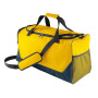 Multisporttas navy / yellow 55 x 32 x 26 cm