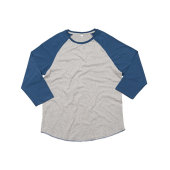 Heren Superstar Baseball T