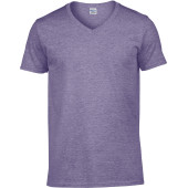 Softstyle® euro fit adult v-neck t-shirt