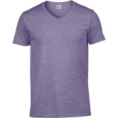 Men's softstyle v-neck t-shirt