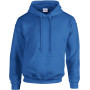 Heavy blend™ classic fit adult hooded sweatshirt royal blue xl