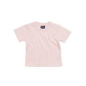 Baby T-Shirt - Powder Pink