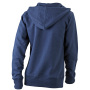 Ladies' Hooded Jacket navy