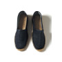 Espadrille /men deep blue denim 43