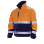 1251 Jacket HV Orange/Navy 3xl