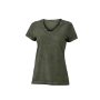Ladies' Gipsy T-Shirt stoffig-olijf