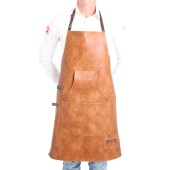 PU Leather Kitchen Apron