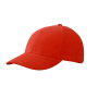 6 Panel Cap Laminated grenadine