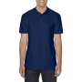 Gildan Polo Double Pique Softstyle for him navy 3XL