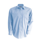 Long-sleeved non-iron shirt