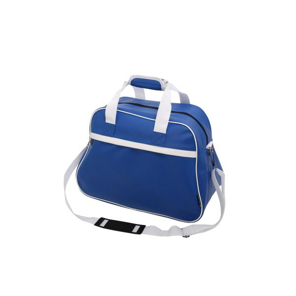 Retrobag Blanco Blue