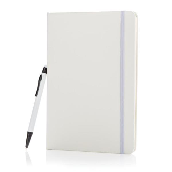 A5 hardcover notitieboek met touchscreen pen