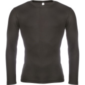 Men's long sleeve underwear top