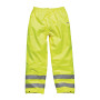 Highway safety trousers yellow xl