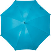 Automatic neon nylon (190T) storm proof umbrella