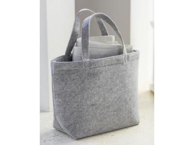 Small Felt Shopper