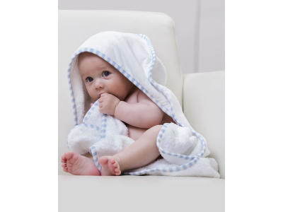 Po Hooded Baby Towel