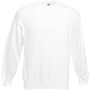 Classic set-in sweat (62-202-0) white 3xl