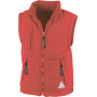 Junior ultra padded bodywarmer red 5/6