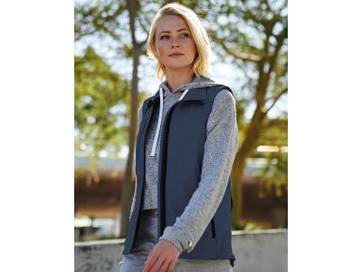 Women's Octagon II Printable Bodywarmer