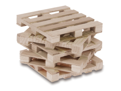 Pallet Kubusb. Incl. Montage