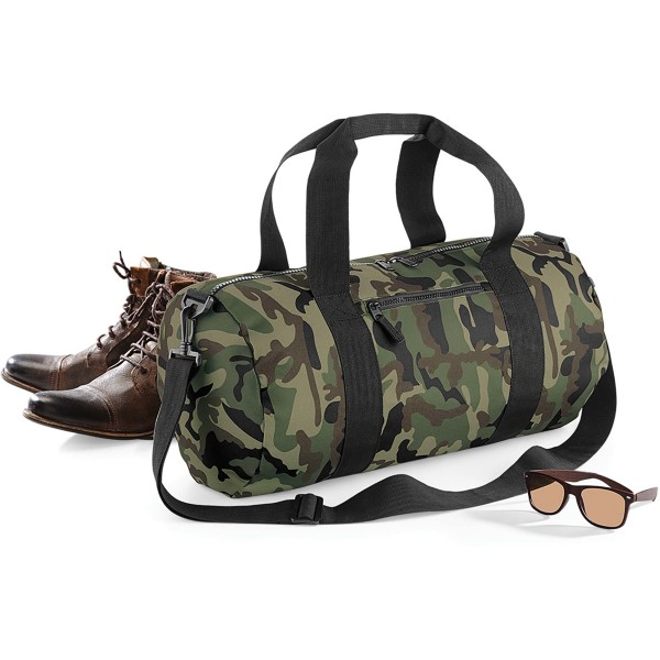 Sac baril Camo