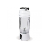 Portable blender 450ml wit