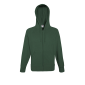 Lightweight Hooded Sweat Jacket