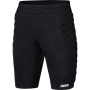 Keepershort Striker M zwart