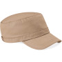 Army cap peeble one size