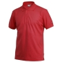 Polo Shirt Pique Classic Men bright red l