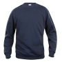 Basic roundneck dark navy 5xl