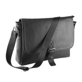Messenger laptop bag