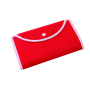 "Shopper ""Porto"",non-woven,foldable,red"