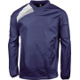 Regensweater sporty navy / white / storm grey 4xl