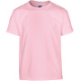Heavy cotton™ classic fit youth t-shirt light pink 7/8 (m)