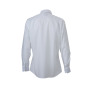 Men's Plain Shirt wit/royal-wit